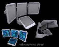 Lab Console Screens