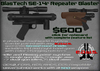Second Hand Droids - BlasTech SE-14r Repeater Blaster
