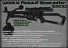 Second Hand Droids - Wookie Assault Bowcaster