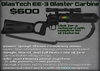 Second Hand Droids - BlasTech EE-3 Blaster Carbine