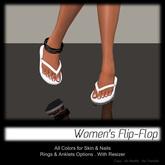 - MPP - Women FlipFlop - White
