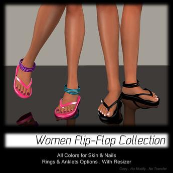 - MPP - Women FlipFlop - FatPack