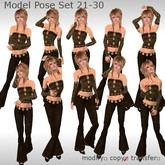 ++DESIRE++ Model Pose Set 21-30