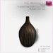 %50SUMMERSALE Full Perm Sculpted Vase V.04 - Coco Vase  Builder's Kit Set