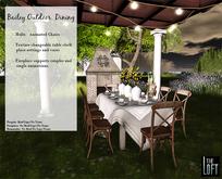 The Loft - Bailey Outdoor Dining