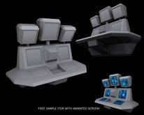 Lab Console Screens B