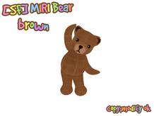 [SF] MIRI Bear_Brown