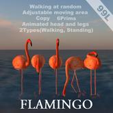 Flamingo (animate, roaming , copy)