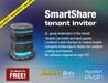 Smartshare tenant inviter for hippo