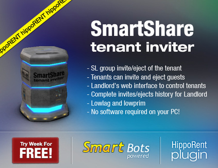 SmartShare Tenant Inviter - Group Inviter / Tenant Guest Manager (updated version)