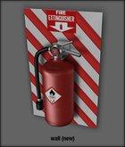 [ kunst ] - Fire extinguisher / Fat pack