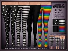 *MUKA* Leggy Pack (leggings & socks)