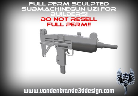 ~Full perm Sub-machinegun uzi+ Maps for builders