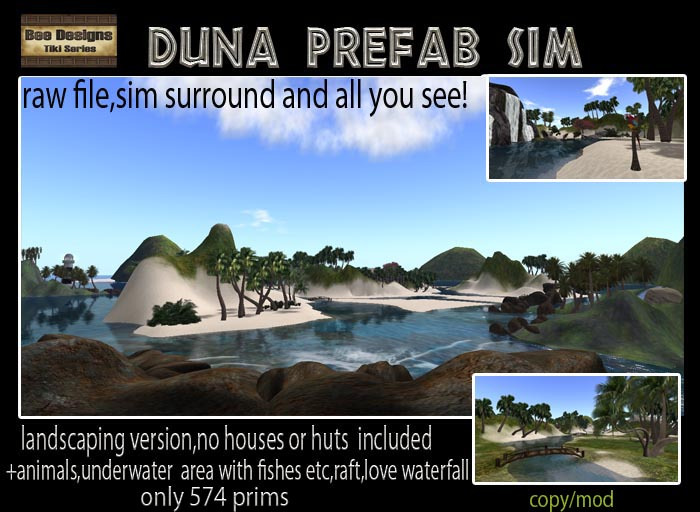 PROMO 17K OFF! Duna Prefab Sim- Landscaping version