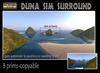 PROMO 70% OFF! Duna Sim Surround- tropical islands -