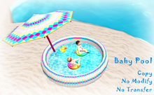 Baby Pool ( Zooby's Stage 26 )