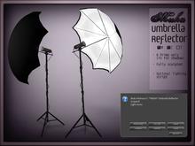 *MUKA* Umbrella Reflector (low prim & sculpted)