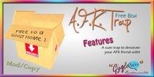 -G[b]R- AFK Trap ~Free Box