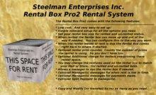 Rental Box Pro2 Box