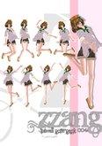 ZZANG - Kawaii Poses Pack 4 - Jumps