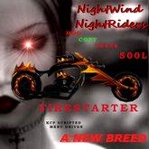 Vampire Firestarter Motorcycle Bike