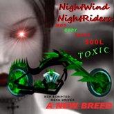 Toxic Motorcycle Bike