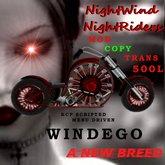 Windego Motorcycle Bike
