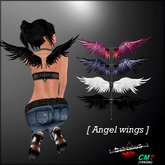 [..::DeliciouS::..] Angel wings fat pack!