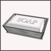 Soap Dish and Soap (Full Perms)