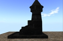 SMALL GOTH TOWER
