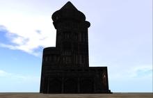 SMALL GOTH CASTLE-1