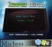 ZEROPRIM DISPLAY v2 400 (Deluxe Ed.)