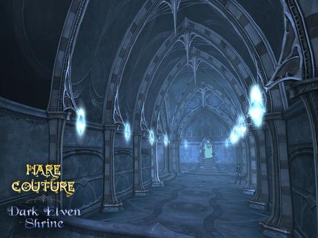 ~ Hare Couture ~ Dark Elven Shrine