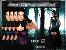 ~~FREE-BIRDS~~  Victorian Gothic Lady ~~complete outfit ~~ C. T