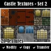 Castle Textures - Set 2