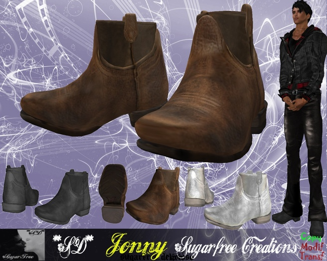 **SD**-JONNY Camperos Boots Shoes Camperos Full Options