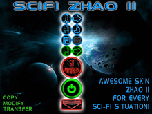 [DG] SCI-FI ZHAO-II MB2 BOX (2.0.19) >>no animation contain<<