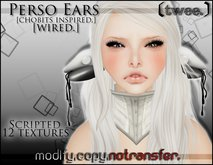 [twee.] - Perso Ears [wired.]