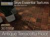 Skye antique terracotta floor textures 3