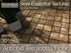Skye antique terracotta floor textures 5