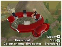 Hoverboat