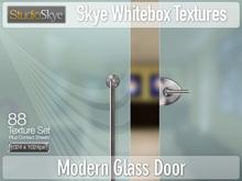 Modern Glass Door Textures    PROMO PRICE  - 88 Full Perms Textures