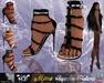 **SD** MJNA Romantic formal Sandals (Full Option)