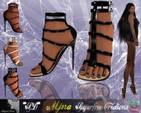**SD** MJNA Romantic formal Sandals (Full Option)
