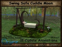 Swing Sofa Cuddle Moon Forest * Special Price Limited Time *