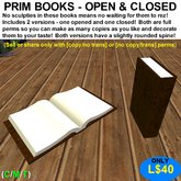 Prim Books (Boxed)