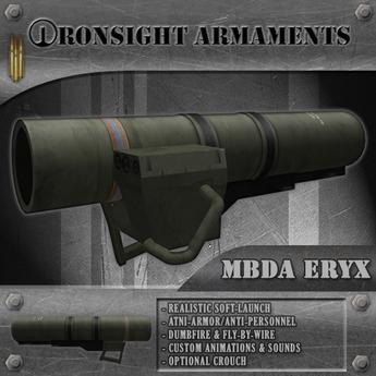 Ironsight Armaments - MBDA Eryx