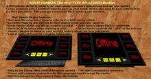 M-V Type RII w/ Info Button Option Multi Vendor Building Rezzer