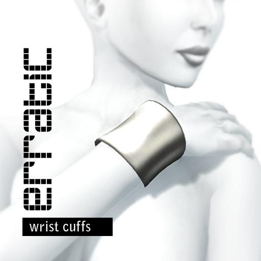 erratic / cuffs / silver