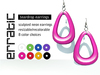 erratic / teardrop earrings / all colors